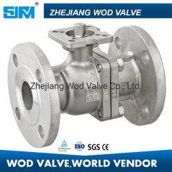 Investimento fusione 2PC JIS/DIN/ANSI acciaio inox SS304/SS316 valvola industriale manuale, valvola di iniezione/controllo/acqua/valvola, filtro a rete/valvola a globo/sfera