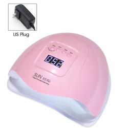 Lámpara de uñas esmalte de uñas profesional UV LED Lámpara de uñas pelo Gel portátil Secador de uñas