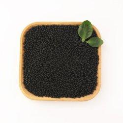 Bio azoto orgânico fertilizante granulado para ativar o solo e melhorar a qualidade do solo