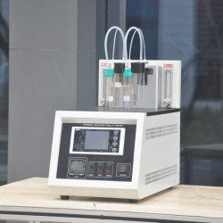 脂肪およびオイルのテスターの酸化安定性のためのEn 14112 Rancimat方法