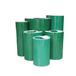 Industrielle Hitze/Verschleiß/Verschleiß/feuerbeständiges PVC-Förderband aus Gummigewebe/Seitenwand-Förderband/Chevron Transmissioner Crusher Mesh Conveyor Belt