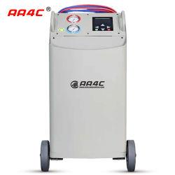 -Dual Gas tanto para el R-134A y el Hfo-1234yf automático aire acondicionado automático de la máquina de reciclaje de refrigerante del vehículo cambiador con base de datos y la impresora AA-RCC6s