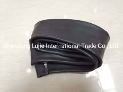 350-16 275-14 410-18 ISO Standard 18 pollici gomma butilica naturale Moto /bicicletta /triciclo / automobile /camion Camera moto Moto interno Tubo