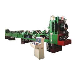 Flexible en acier inoxydable hydraulique Making Machine/ Maquina de Tubo Metal