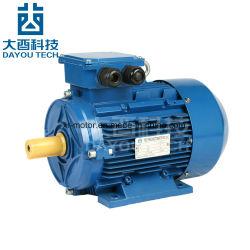 Ie3/Me3 het Aluminium dat van de Hoge Efficiency AC de Elektro Elektrische Motoren In drie stadia van de Enige Fase van de Compressor van de Lucht van de Versnellingsbak van de Ventilator Electromotor van de Inductie Synchrone huisvest