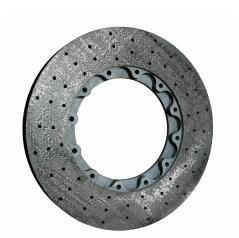 Rotor/Schijven van de Rem van de koolstof de de Ceramische