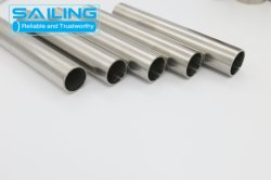 ASTM/DIN/JIS/En/AISI أنبوب/أنبوب ملحوم من الفولاذ المقاوم للصدأ