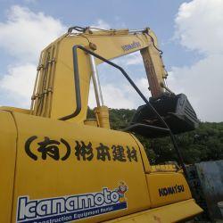 máquinas de construção de horas de trabalho baixa Japão Usado Komatsu Escavadeira300-7 do PC