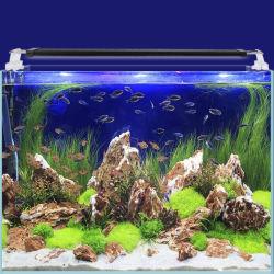 Imperméable IP67 40W 60cm LED à spectre complet du réservoir de poissons d'Aquarium de la lumière avec supports extensible