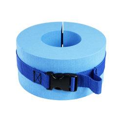 Anillo de flotación de la gimnasia aeróbica, tobillos, piernas brazos cinturones con hebillas de liberación rápida hijo adulto de entrenamiento de natación