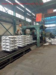 Fornitore di alluminio dei lingotti del lingotto 99.7 di alluminio primari