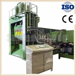 Schier hydraulischer Stahl des Altmetall-Q91y-250 Ausschnitt-Maschine