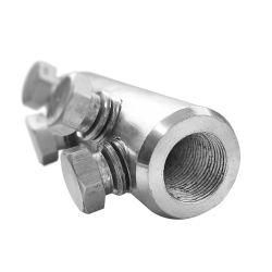 Diseño profesional Tipo de tornillo de tubo de conexión mecánica de alta calidad de los conectores de cuña de tacos