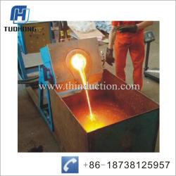 Four de fusion de chauffage par induction Platine Or Argent Cuivre etc
