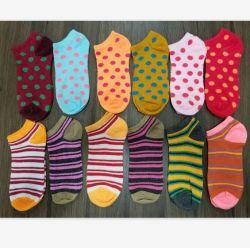Chaussettes de coton bon marché de la cheville Sneaker chaussette Chaussettes de polyester de la bonneterie