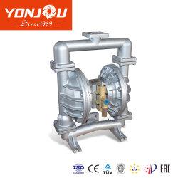 Pompa a diaframma Qby50-65, pompa di aria di plastica, diaframma di gomma per la pompa