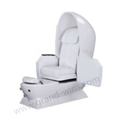 Manucure pédicure SPA fauteuil de massage de pied de la beauté des ongles de meubles de salon