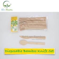 Forchetta per coltelli di bambù per gli Stati Uniti