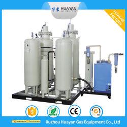 Hyho-5-99model 5nm3/H 99% 산업용 용접/절단 공기 분리기용 순산소 플랜트