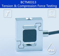 La célula de carga de alta precisión para la tensión y compresión (BCTM0313)