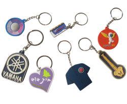 De Zeer belangrijke Ketting van pvc van het Embleem van de douane met Zacht Email Gepersonaliseerd pvc Keychain van de Kevers van de Douane Keychain van pvc Keychain Promotie Flexibel 3D Zacht Rubber