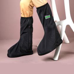 Mode homme PVC imperméable haute Surchaussure d'amorçage avec 40cm de hauteur