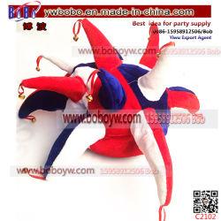 Costumi del partito di carnevale di Mardi Gras del cappello del costume del pagliaccio della novità (C2102)
