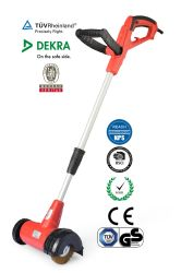 La empuñadura ajustable eléctrico 400W Baldosa maleza común Sweeper para patio