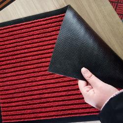 Двери Flocking коврик дешевые Custom коврик моды петлю катушки шелк против скольжения пластиковый ПВХ обычной ПВХ двери из пеноматериала коврик