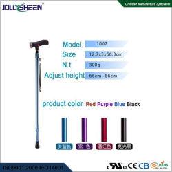 高い明るさLEDライトが付いている乾電池のスマートな杖が付いている工場直売の杖