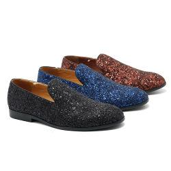 Les hommes chaussures de la Robe Motif floral hommes Shoesluxury formelle de la mode des chaussures de mariage marié parti