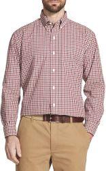 캐주얼 셔츠 클래식 긴팔 Customed Color Business Plaid 남성용 셔츠