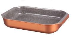 최고 가격 34 Cm는 덮개 없이 팬을 요리하는 낮은 로스트오븐 지팡이 부엌을 비 굽는 주조 알루미늄 BBQ를 정지한다