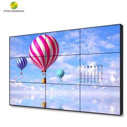 55-дюймовый 3,5 сшитых индикатор HDMI видео на стену ЖК-светодиодной панели дисплея