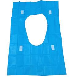 衛生学の保護携帯用フルオートマチックのパッキング浴室40X60cmはパックの便座の使い捨て可能なカバーを選抜する