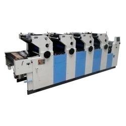 4 آلة طباعة إزاحة الصحف الملونة