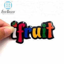 Stickers de van uitstekende kwaliteit van het Etiket van de EpoxyHars van de Koepel