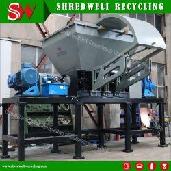 Alta eficiência e máquina de reciclagem de sucata para reciclar Municiple Resíduos Sólidos/Madeira/metal/plástico
