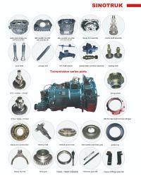 سعر قطع غيار المحركات/ناقل الحركة الرئيسي للجرار Sinotruk HOWO