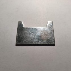 OEM 금속 제작 철에 의하여 기계로 가공된 알루미늄 판금은 열 싱크를 분해한다