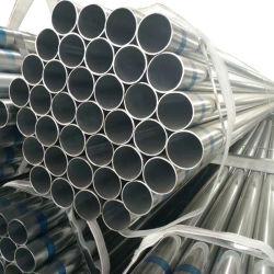 카폴딩에 사용되는 MS Round Steel Pipe ERW Round Tubing 튜브
