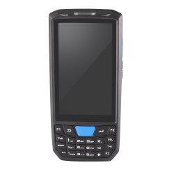 Dispositivo de bolsillo con pantalla táctil 1d de escáner de códigos de barras 2D GSM Terminal inalámbrico fijo para la industria