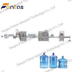 5갤런 물 보충 기계 배럴 3갤런의 물 생산 선