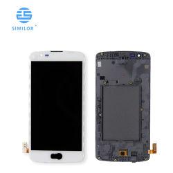 سعر الجملة شاشة اللمس مع مجموعة شاشة العرض LCD استبدال ل LG K8 K350