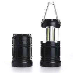 Небольшая портативная початков 3W светодиодный фонарик палатки для кемпинга