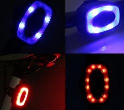 درّاجة [لد] رئيسيّة ضوء [لد] درّاجة [رر ليغت] درّاجة ذيل ضوء [رشرجبل]