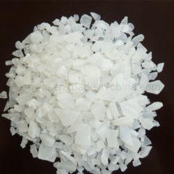 17 % sulfate d'aluminium granulaire de prix pour le traitement de l'eau potable
