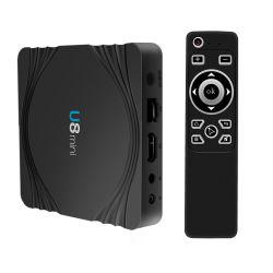 2020 Großverkauf internationaler Xangshi U8 S905W 2GB 16GB intelligenter Fernsehapparat-KastenAndroid