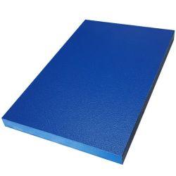 HDPE 12mm 플라스틱 시트 이중 색상 및 3중 엠보싱 HDPE 시트