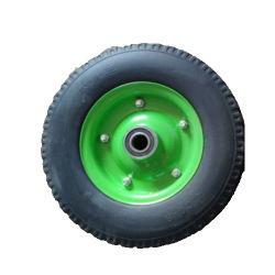 إطار مسحوق مطاطي يعمل بالهواء المضغوط لـ 400 / 8 عجلات